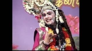 आज मैं निकुंज की सखियों में मिल गयी !! 2017 राधा कृष्ण भजन !! Swami Ka