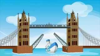 London Bridge Is Falling Down   Kids Songs And Nursery Rhymes By EFlashApps