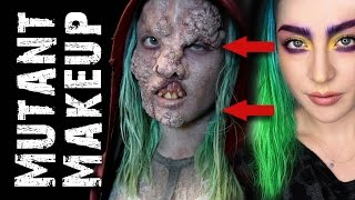 RBFX Mutant Makeup with @dominiqueldr