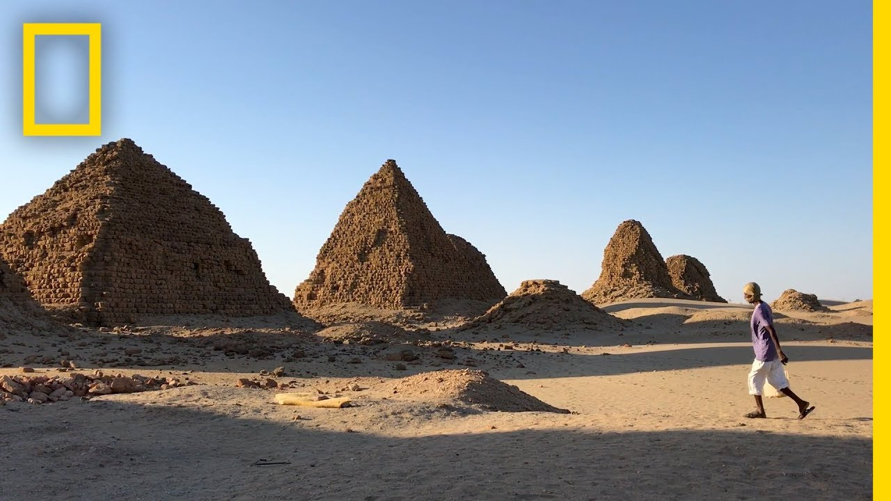 Inside the Burial Chambers of Sudan's Royal Pyramids: Exclusive   National Geographic thumbnail