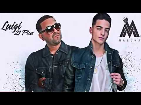 El Punto Maluma-Lui G 21 Plus (Original Video) Mp3