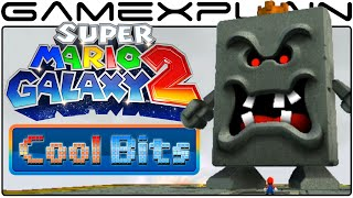Cool Bits - Super Mario Galaxy 2: Whomp King's Throwback Secret
