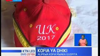 Mkaazi wa Uasin Gishu asema ataka kurudushia Rais Kenyatta kofia aliompa mwaka wa 2017