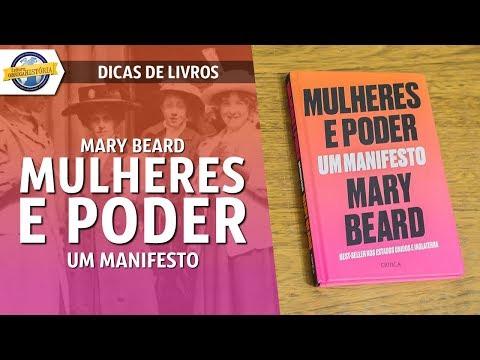 Mulheres e poder: um manifesto, de Mary Beard