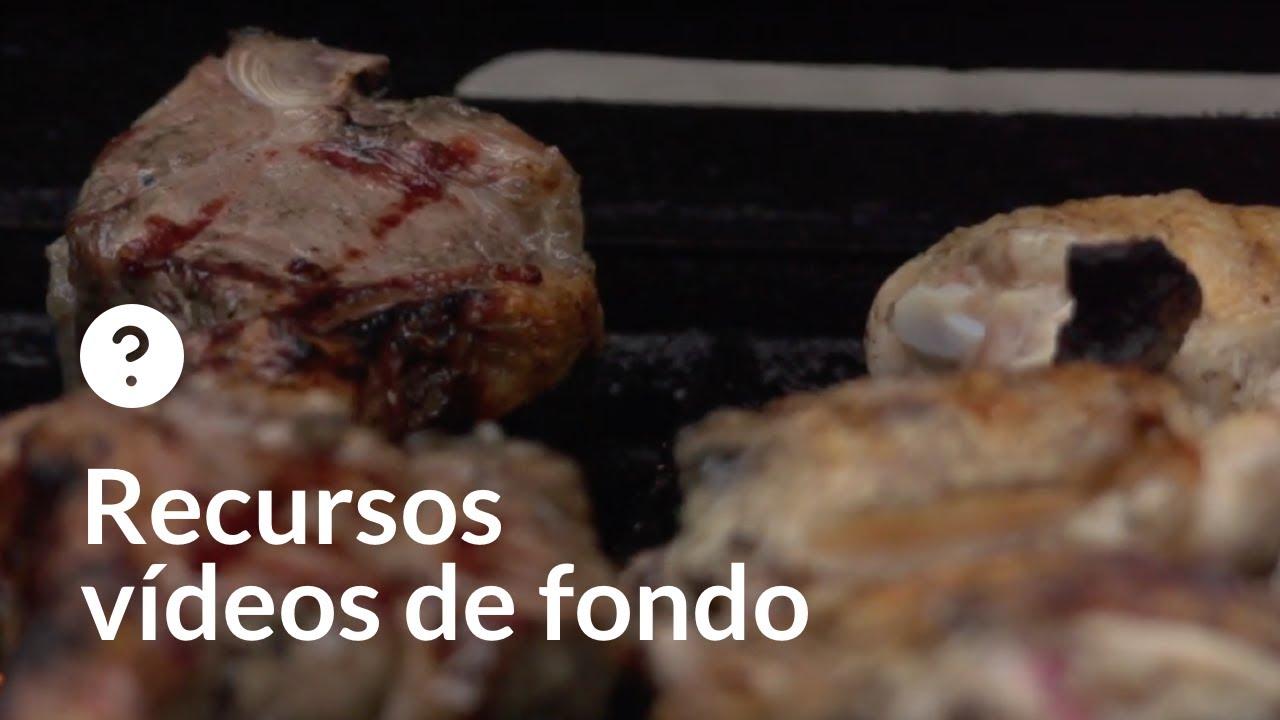 Carne en parrilla