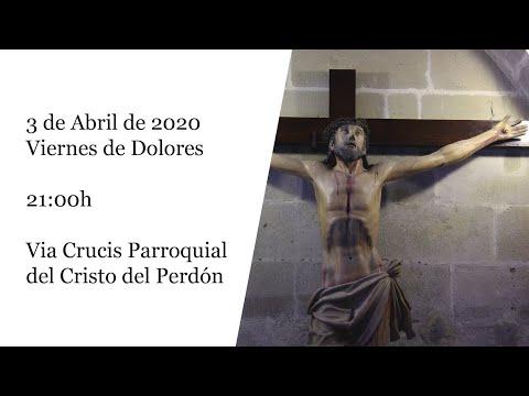 Sigue en directo la celebración del Vía Crucis del Cristo del Perdón