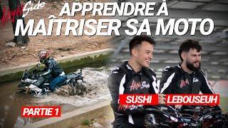 ÉMISSION - Apprendre à maîtriser sa moto