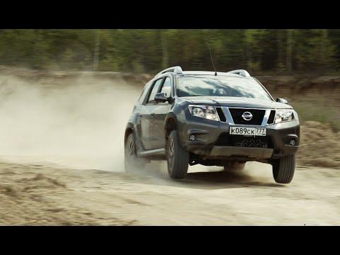 2016 Nissan Terrano / Новый мотор + АТ Ниссан Террано