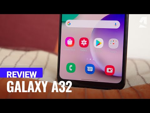 Samsung Galaxy A32 full review