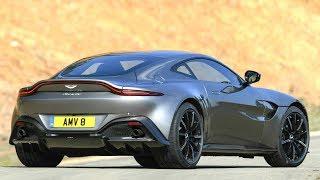 2018 Aston Martin Vantage AMV 8 - Spectacular Performance And Dynamics