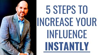Influencing Skills Training – 5 steps to influence someone you just met