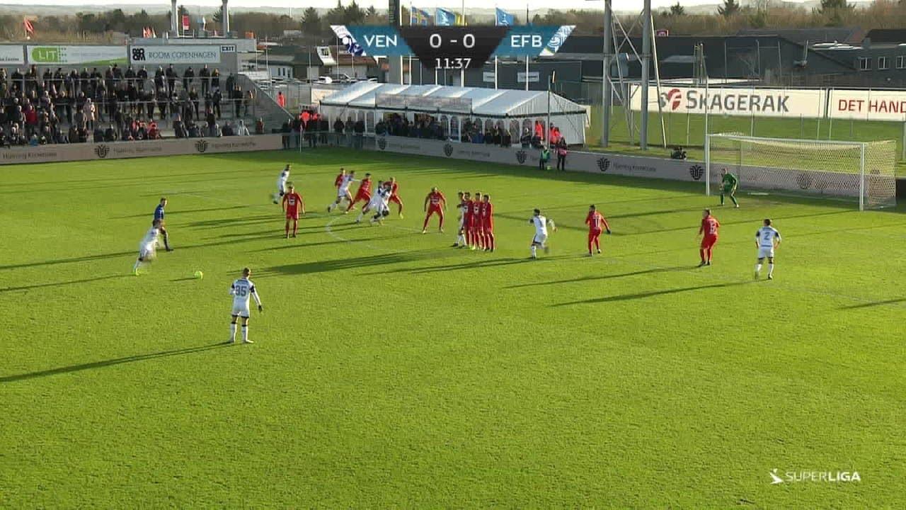 HIGHLIGHTS Vendsyssel FF vs Esbjerg 25.11.18