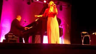"Julia Fordham with Grant Mitchell - ""Only For You"" Live at Wimbourne 21st June 2013"