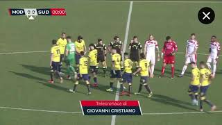 Modena-Sudtirol 1-0, highlights