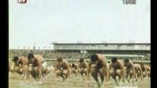 Spartakiada (Praha-1985-Strahov) Sila,muznost,pripravenost