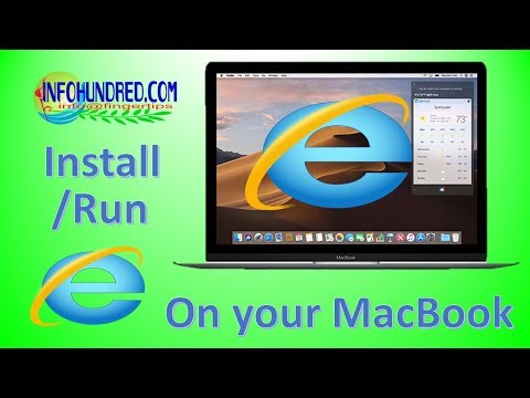 Internet Explorer for Mac смотреть онлайн видео в отличном качестве
