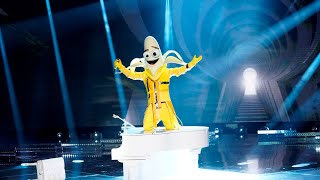 Masked Singer   The Banana is UNMASKED!