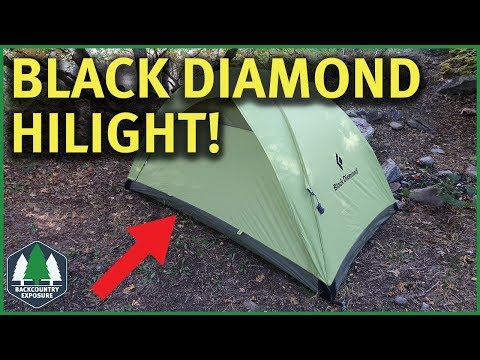Black Diamond HiLight Tent Review