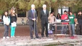 preview picture of video 'Entrega de beca fernando y Daniel Martorello 2009'