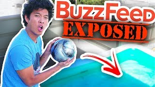 "Buzzfeed ""I Walk On Water Video"" Exposed!!"