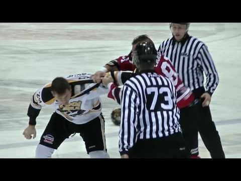 David Lacroix vs. Mykel-Joey Levesque