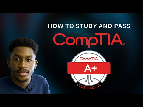 How I Passed The CompTIA A+   Everything You Need To Know For The Core 1 & 2 (Resources Included)