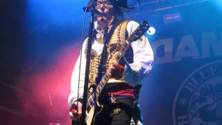 Adam Ant: Ants Invasion & Hard Men Tough Blokes O2 Academy Leicester