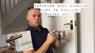 🇬🇧Replacing Interior Door Handles, Easy Job Or Not!