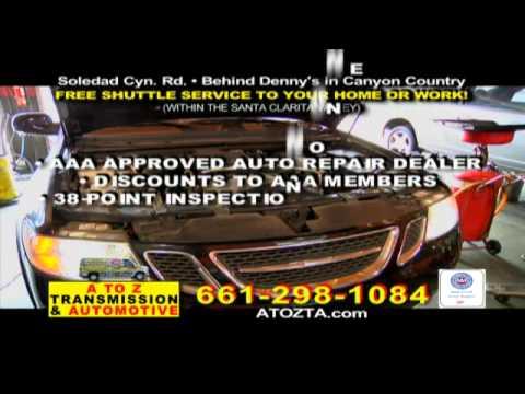 A To Z Transmission & Automotive video