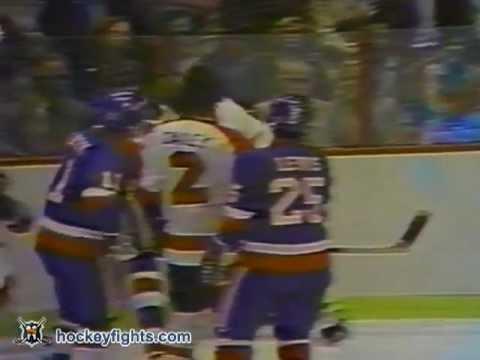 Frank Bathe vs. Bob Nystrom