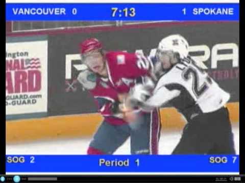 Darren Kramer vs. Brett Lyon