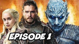 Game Of Thrones Season 8 Episode 1   Night King Scene Hidden Meaning Explained