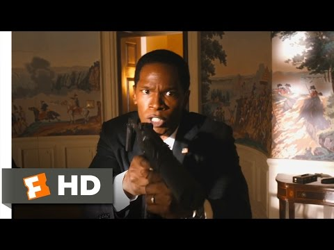 White House Down (2013) - Mr. President Pulls The Trigger Scene (2/10) | Movieclips Mp3