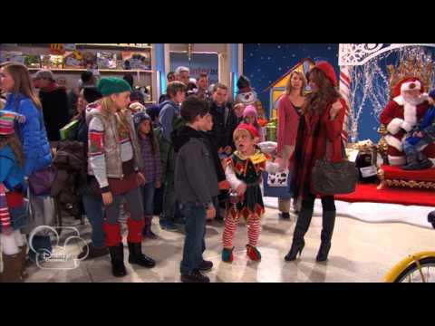 Jessie | Criminal Christmas! | Disney Channel UK