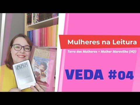 VEDA #04 - Lidos de abril (parte 1)   Li num Livro
