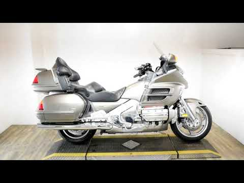 2004 Honda Gold Wing in Wauconda, Illinois - Video 1