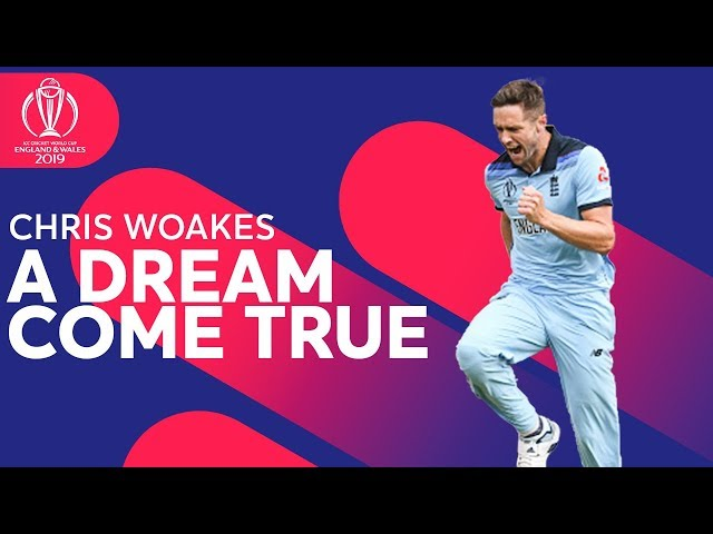 Chris Woakes: A Dream Come True | Player Feature | ICC Cricket World Cup