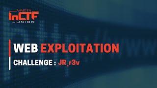 Watch JS_r3v - Web Challenge on YouTube