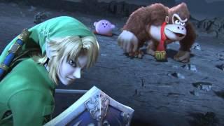 Super Super Smash Bros. Wii U/3DS - Mega Man - E3 Trailer & footage (HD - High Quality)
