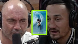 Max Holloway: Surfing is Crazier than Fighting!