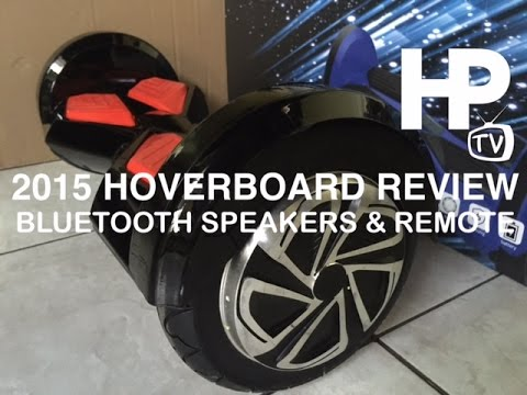 2015 Hoverboard 2 Wheel Self Balancing Electric Scooter Bluetooth Review by HourPhilippines.com