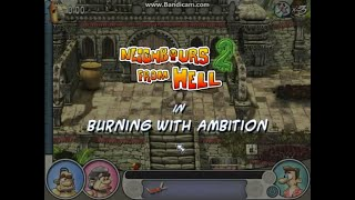 "Neighbours From Hell 2: On Vacation 100% Walkthrough E9: ""Burning With Ambition"" (India 3)"