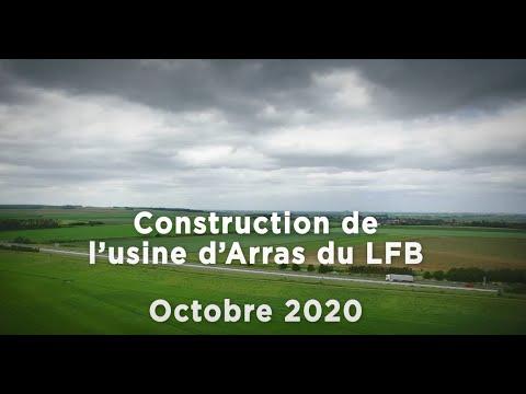 Video Notre site d'Arras, une usine nouvelle génération !