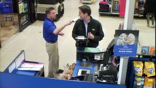 Kevin the Cashier Goes to PetSmart