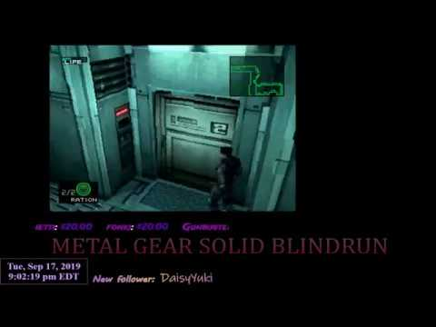 Metal Gear Solid: FIRST TIME PLAYING!