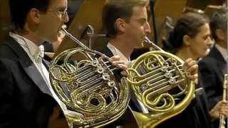 Brahms's 1rst Symphony, Finale Horn solo