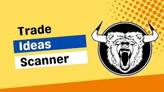 Trade Ideas Scanner - How to Use Trade Ideas Pre Market Scanner