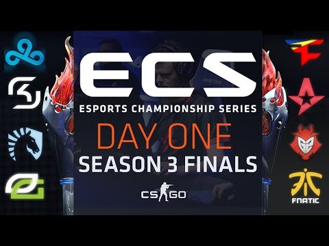 ECS S3 Live Finals - Day 1 (SSE Arena, London)