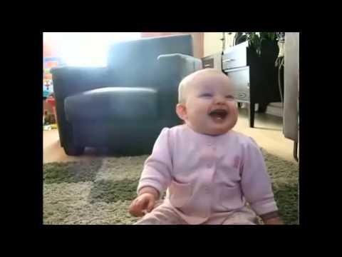 Лучшая подборка детского смеха.