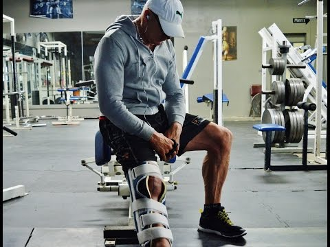 Video Building Your Legs Part 2 - Quad Tendon Tear | Coach Clint Greffard